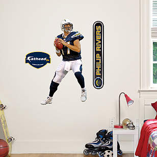 Philip Rivers - Fathead Jr.