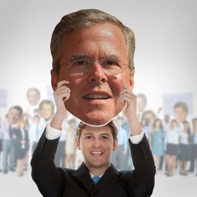 Jeb Bush Big Head