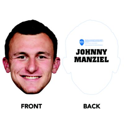 Johnny Manziel Big Head