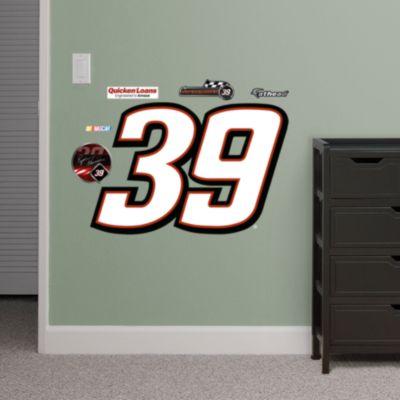 Dale Earnhardt Jr. #88 Logo - Fathead Jr.