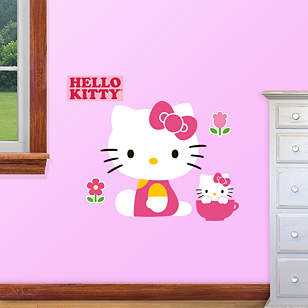 Hello Kitty - Fathead Jr.