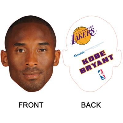 Kobe Bryant Big Head