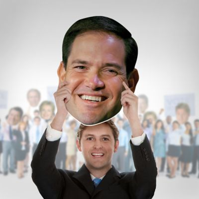 Marco Rubio Big Head