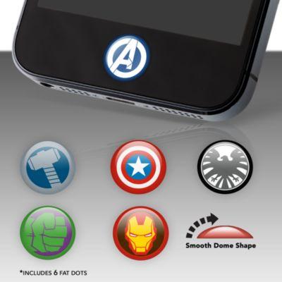 Marvel Heroes Fat Dots