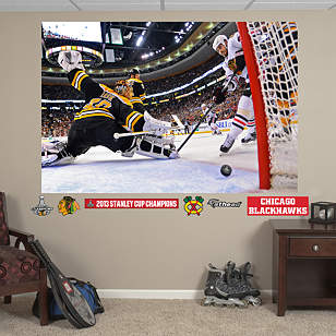 Dave Bolland: 2013 Stanley Cup Winning Goal Mural