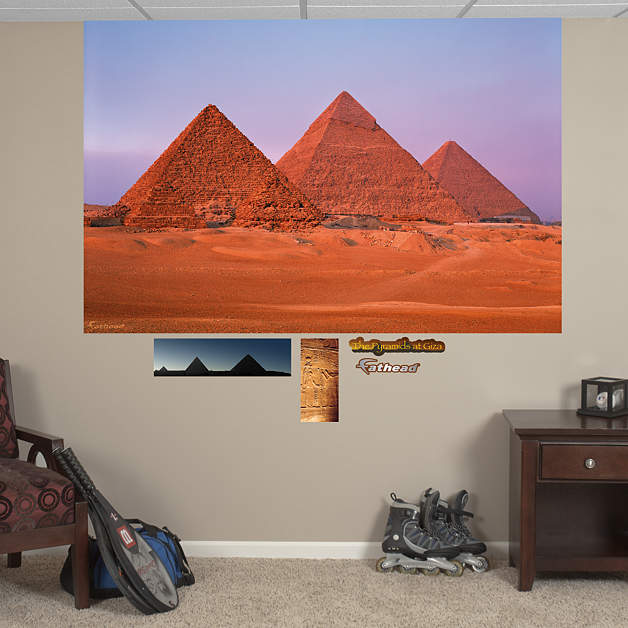 1 877 328 8877 for Egyptian wallpaper mural