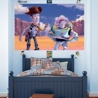 thomas the tank engine countryside mural thomas and walltastic thomas the tank engine wall mural amp reviews