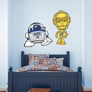 C-3PO & R2-D2 POP!