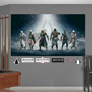 Legacy Mural: Assassin's Creed IV