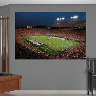 Auburn Tigers - Jordan-Hare Stadium Mural