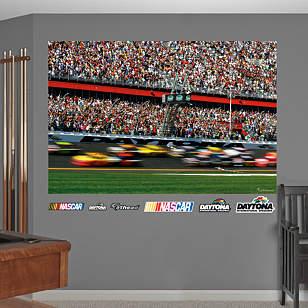 Daytona International Speedway - Blur Mural