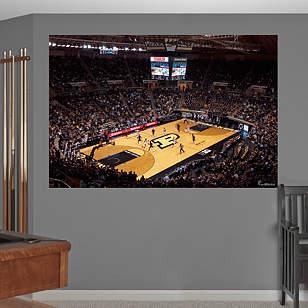 Purdue Basketball Mural - Mackey Arena
