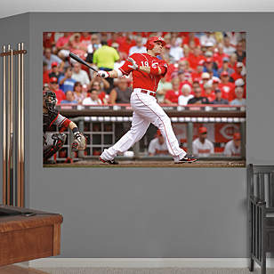 Joey Votto Mural