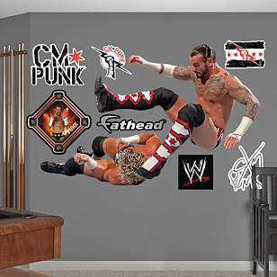 CM Punk Leg Drop