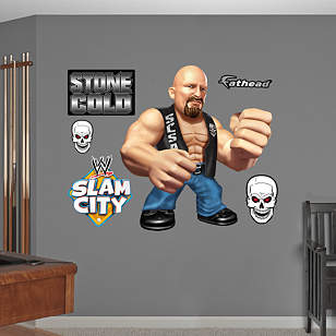 Stone Cold Steve Austin - Slam City