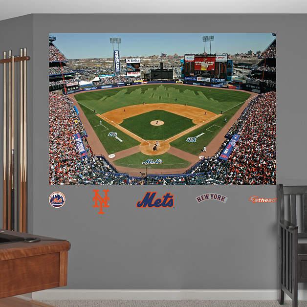 1 877 328 8877 for Baseball field mural