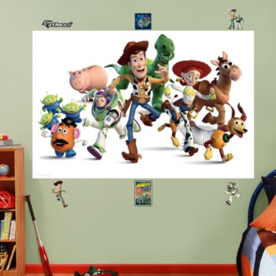 Toy Story Mural