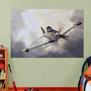 Dusty Mural