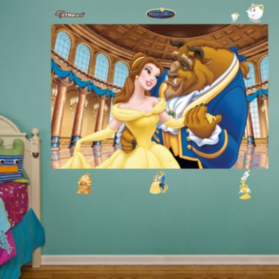 Jordyn Wieber Leap Mural  Fathead Wall Decal