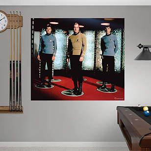 Star Trek: The Original Series Crew Mural