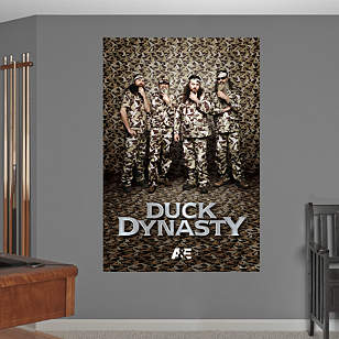 Duck Dynasty Mural