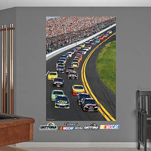 Daytona International Speedway - Pack Mural