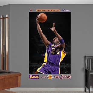Kobe Bryant Drive Mural