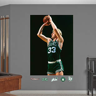 Larry Bird Mural