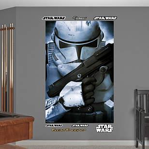 Clone Trooper™ Mural
