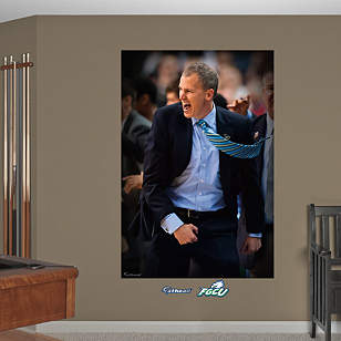 Coach Andy Enfield - Florida Gulf Coast Tournament Mural