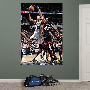 Tim Duncan 2014 NBA Finals Mural