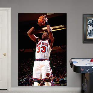 Patrick Ewing Mural