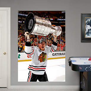 Andrew Shaw: 2013 Stanley Cup Hoist Mural