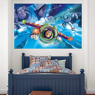 Buzz Lightyear Mural