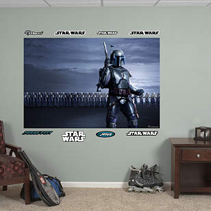 Jango Fett™ Clone Army Mural