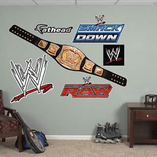 WWE Title Belt