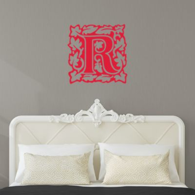 Antique Block Personalized Monogram