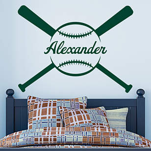 Baseball Personalized Name