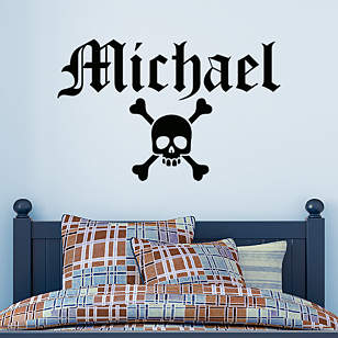 Pirate Personalized Name