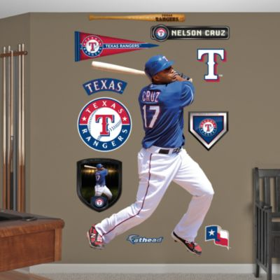 Justin Smoak Fathead Wall Decal