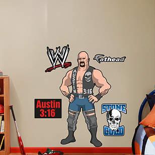 Stone Cold Steve Austin - WWE Kids