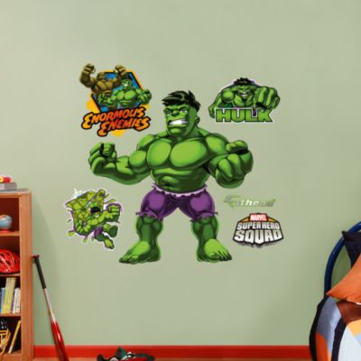 Thor - Avengers Assemble Fathead Wall Decal