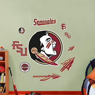 Florida State Seminoles - Team Logo Assortment