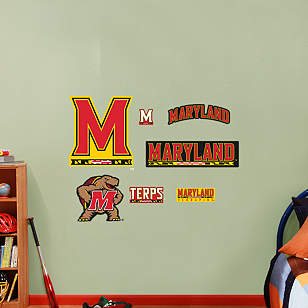 Maryland Terrapins - Team Logo Assortment