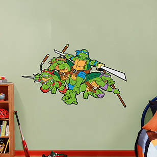 Classic Teenage Mutant Ninja Turtles