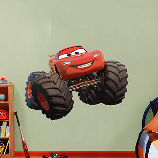 Lightning McQueen - Monster Truck