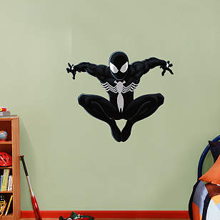 Black Suit Ultimate Spider-Man