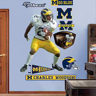 Charles Woodson Michigan - No. 2