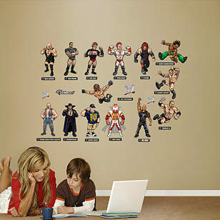 WWE Kids Collection
