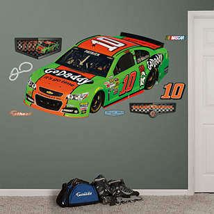 Danica Patrick Go Daddy Car